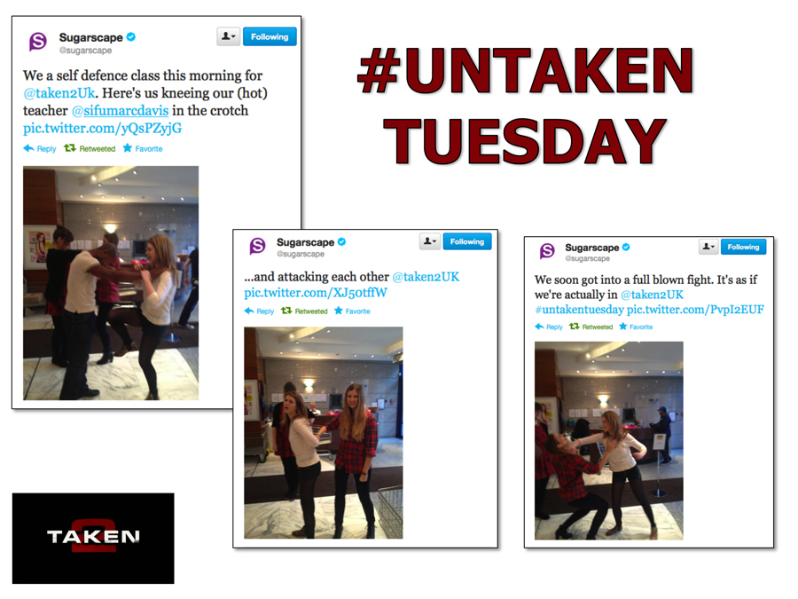 Untaken Tuesday Sifu Marc Davis-1